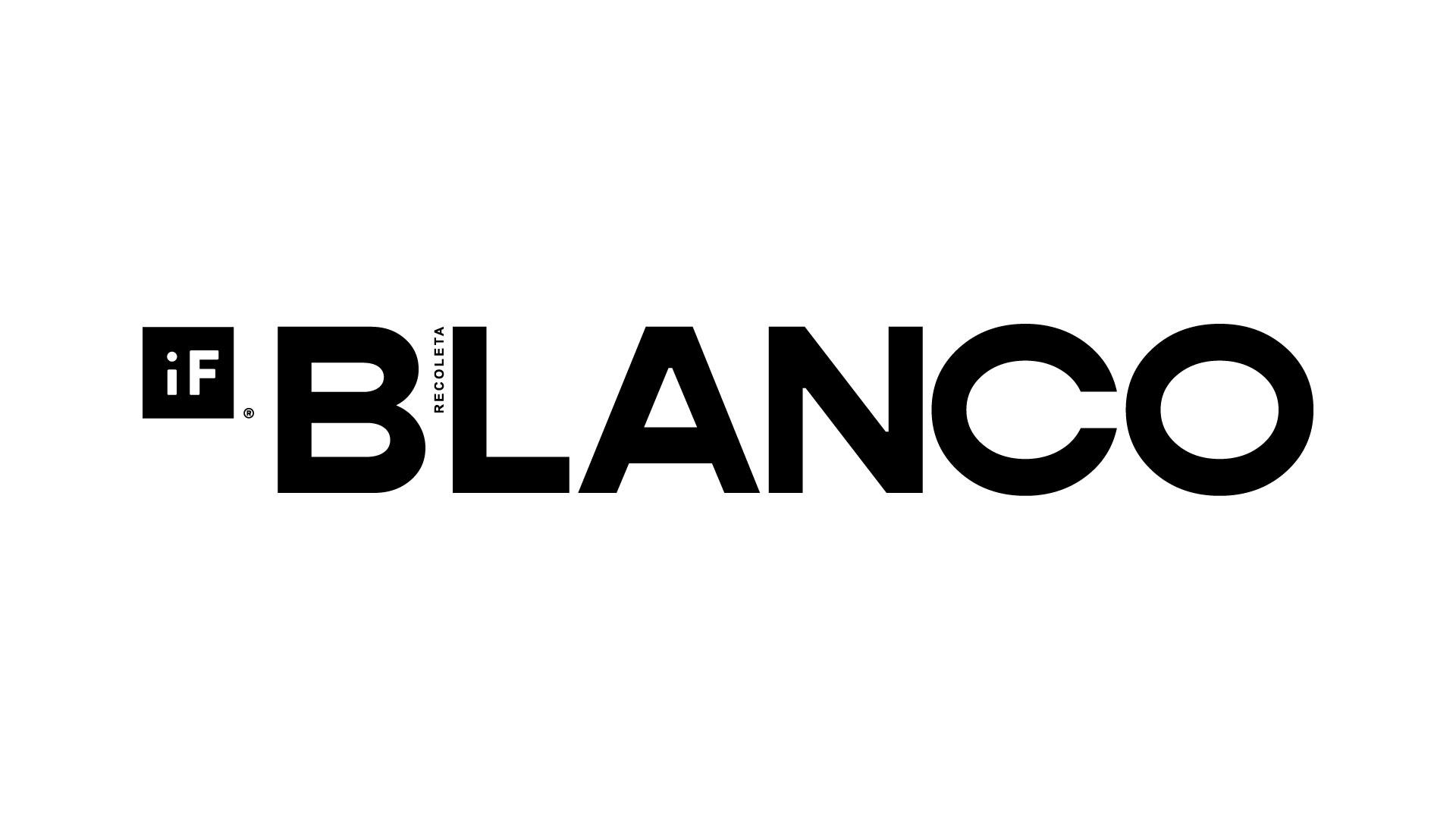 Logotipo IF BLANCO, Recoleta