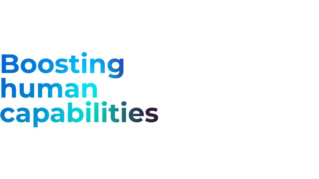 Boosting Human Capabilities