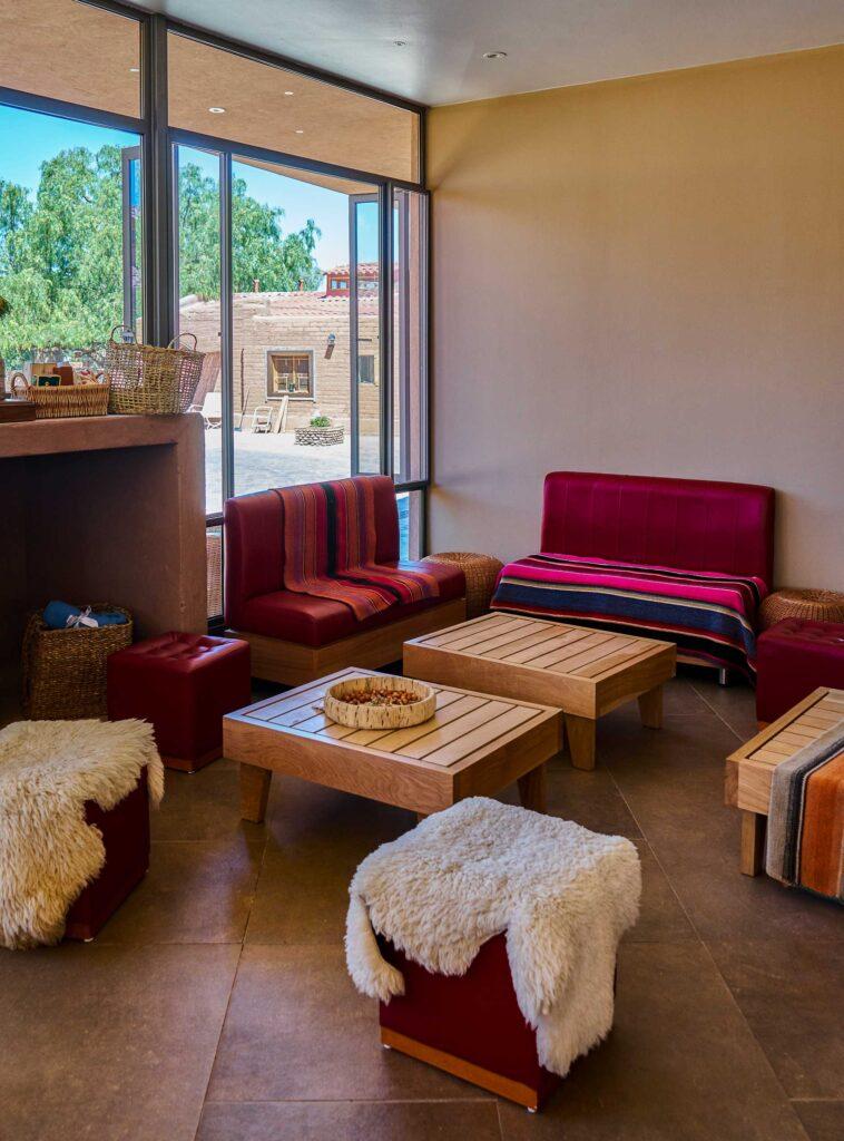 Fotografia interior Hotel La casa de don tomas