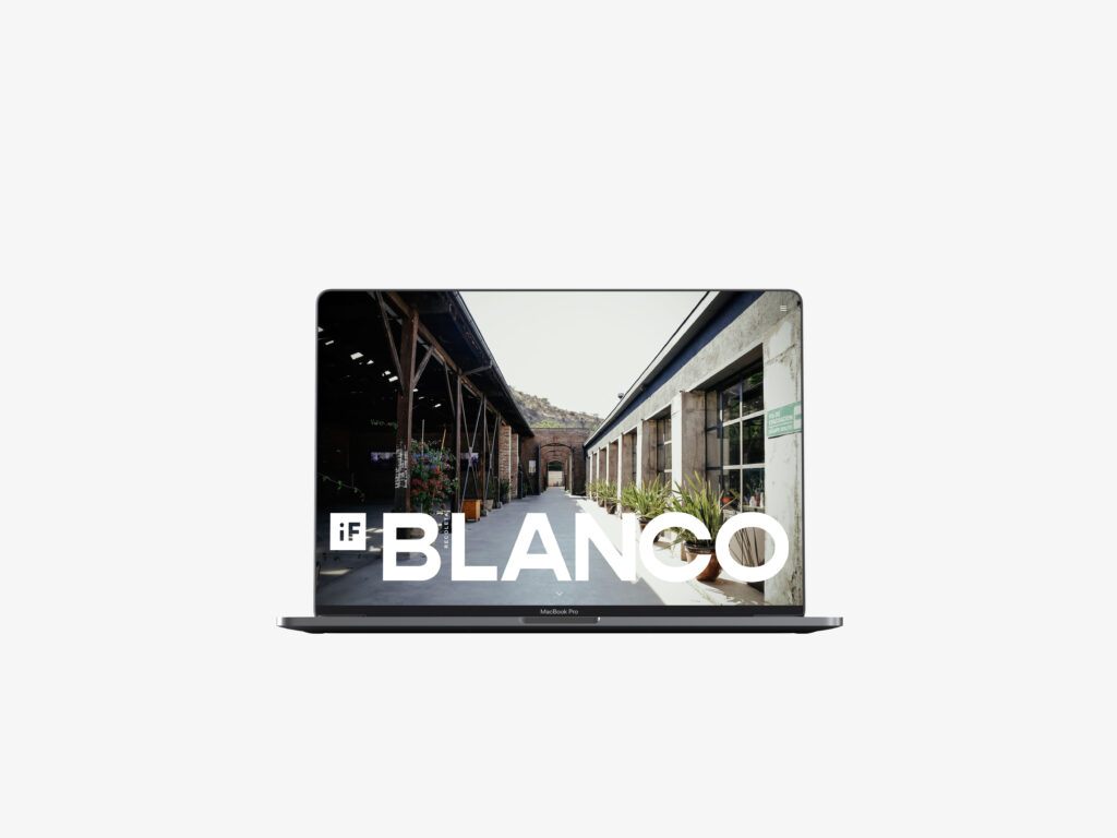 WEB IF BLANCO